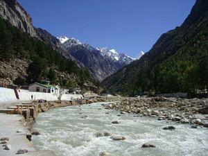 Bhagirathi River (Source: Wikimedia Commons)