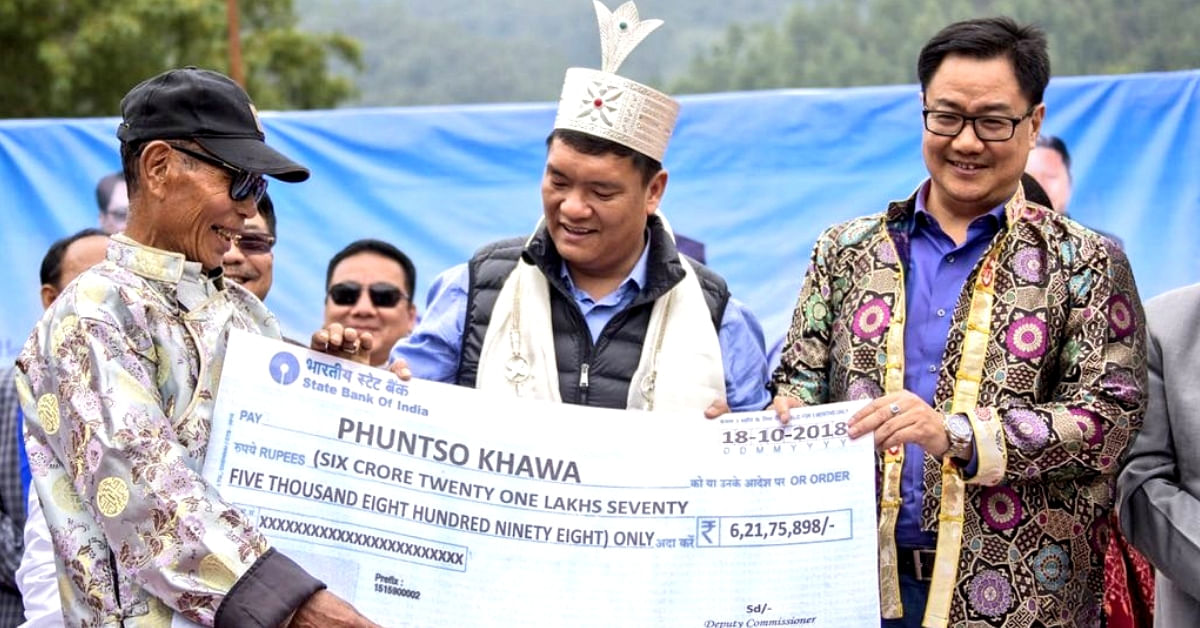 Arunachal Villagers Become Millionaires For Helping India Defend Its Borders in '62 War!