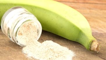 Banana flour, the superfood for a healthy life. Image Source.