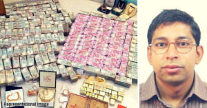 Brave IRS Officer & Team Protect Seized Files Despite Being Assaulted by Goons!