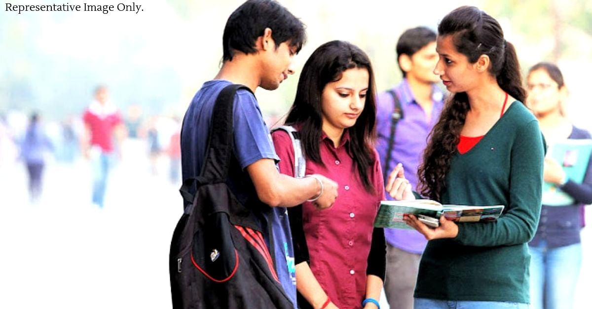 College admission doesn't need to be stressful, feels the UGC. Photo Source.