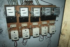 Electricity meters in India. For representational purposes only. (Source: Wikimedia Commons)