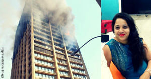 Gurugram High-Rise Fire_ Brave Mom of 4-YO Saves Many Before Suffocating to Death (2)