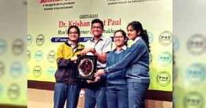 Gurugram Kids Build Award-Winning Innovation That Can Ease Rush Hour Traffic Woes!