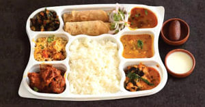 Hyderabad based QuriousEATY, promises to deliver healthy home-cooked food to your doorstep. Image Credit: QuriousEATY