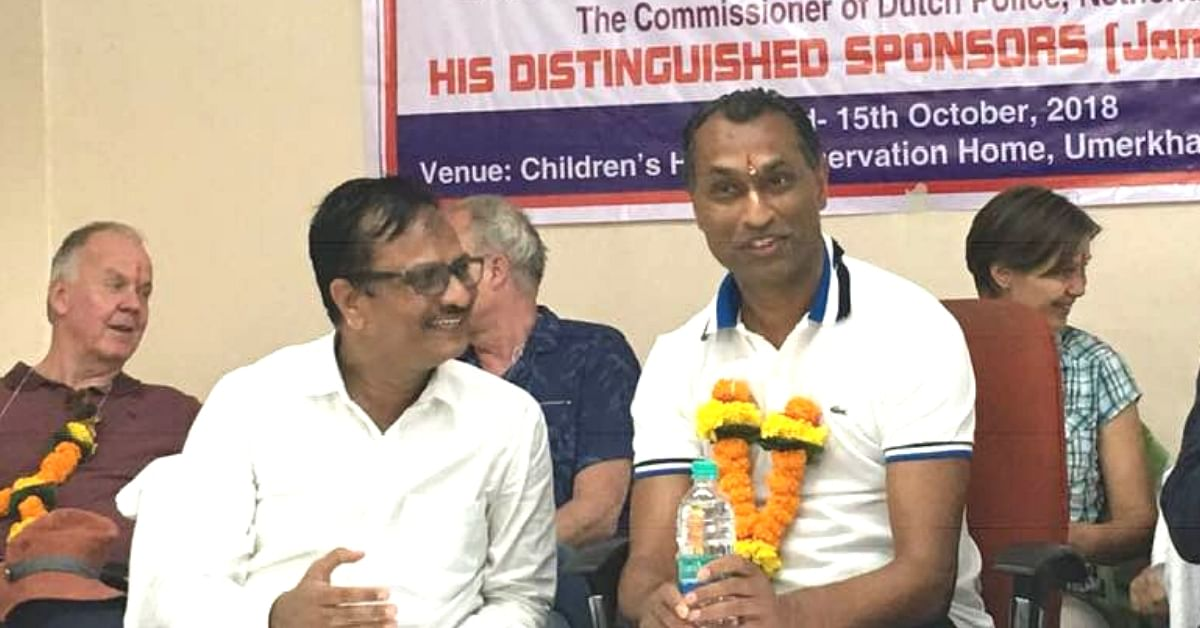 Homeless in Mumbai to Dutch Police Commissioner: A Dongri Orphan's Incredible Story!