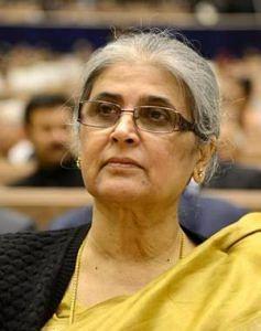 Justice Ranjana Desai (Source: Facebook/Indian Police News)