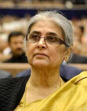 Justice Ranjana Desai (Source: Facebook/Indian Police News)