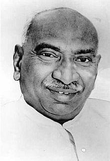 Veteran Congress leader K Kamaraj (Source: Wikipedia Commons)