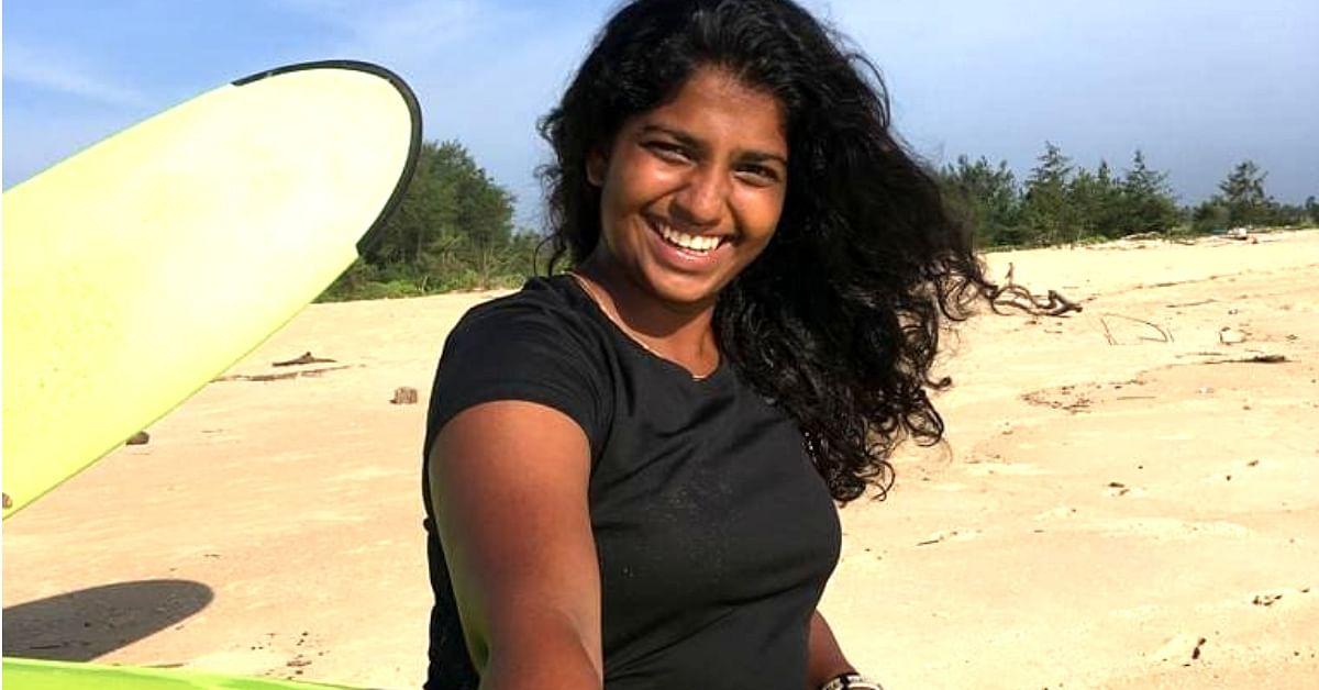 India's Next Surf Star, 18-YO Karnataka Girl Has Won 6 Consecutive International Medals!