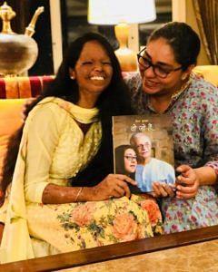 Laxmi Agarwal with Film Director Meghna Gulzar. (Source: Facebook/Laxmi Agarwal)