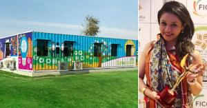 Meet the Amazing Woman Turning Truck Containers Into Portable Solar Schools! (1)
