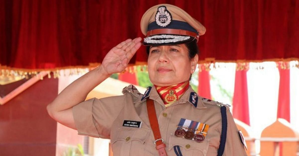 Meet the IPS Officer Who Made History as India's First Woman to Head a Paramilitary Force!