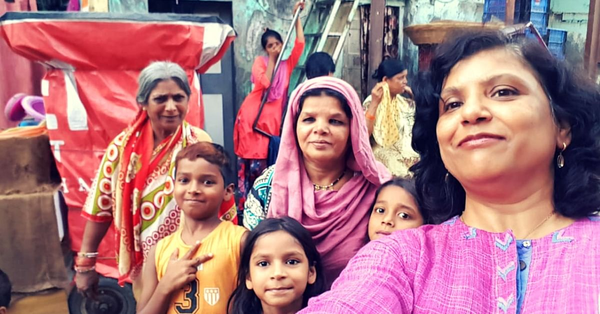 Mumbai Lady Enables 4500+ Domestic Helps To Find Jobs, Fight Sexual Exploitation!