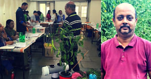 No Soil, No Pesticides_ Meet the Self-Taught Punekar Who Grows Veggies in PET Bottles! (3)