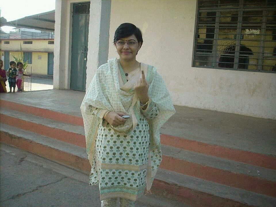 Ritu Sain (Source: Facebook/Awaaz Lakhanpur)