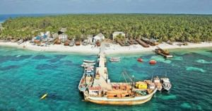 Thanks to NITI Aayog, the Emerald Isles of Lakshadweep May Soon Get Lagoon Villas!