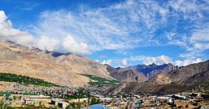 The beautiful Kargil, was witness to a unique romance. Representative Image Only. Image Credit: Narender9