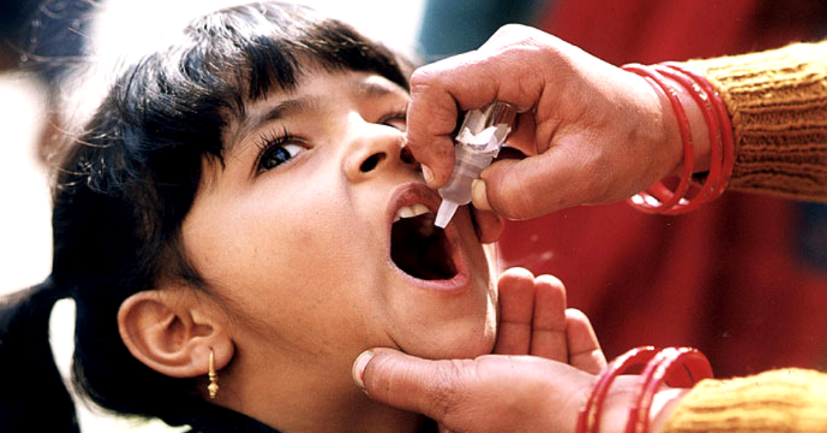 FACT CHECK: Worried About Contaminated Polio Vaccine? Here's All You Should Know
