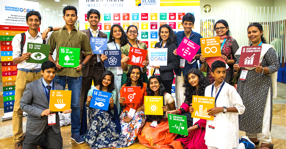 1600 participants Act to Create Impact: HMUN India's 2018 Conference Was all About Finding Solutions
