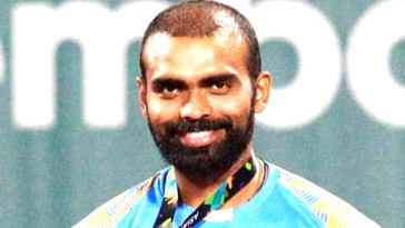 Watching a viral video of a 73-year-old Kerala flood victim motivated Sreejesh and the whole Indian hockey team. Image Credit: Sreejesh