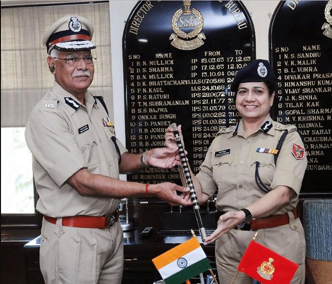 archana ramsundaram first IPS to head paramilitary force