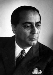 Homi Jehangir Bhabha (Source: Wikimedia Commons)