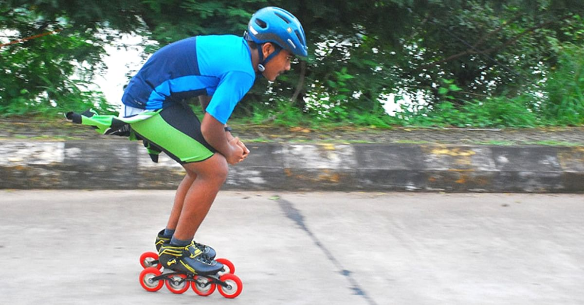 From Coastal Mangaluru, Meet the Father-Son Duo Aiming to Put India on the Ice Skating Map!