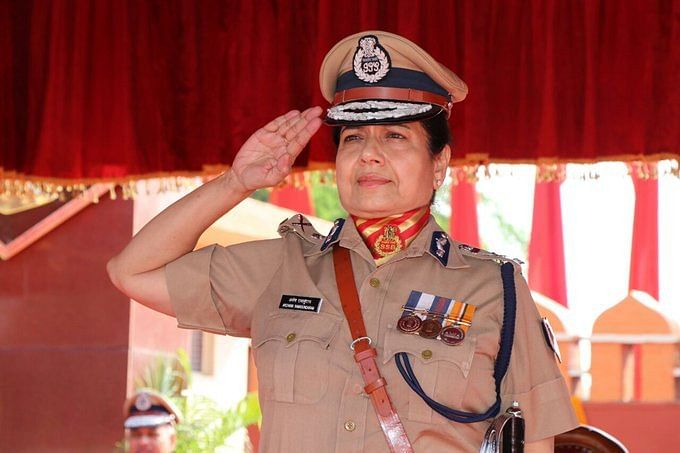 IPS Officer Who Became India's First Woman To Head