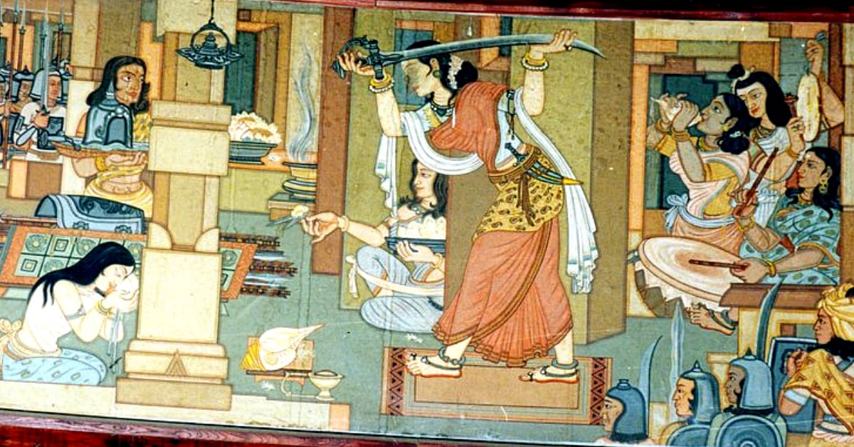 The Forgotten Warrior Queen of Gond Who Didn't Bow down to Akbar's Army!