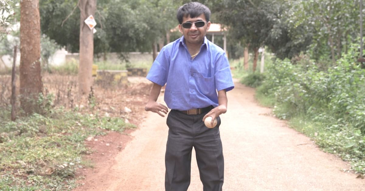 Self Taught & Visually Impaired, This 29-YO 'Digital Guru' Is a True Inspiration!