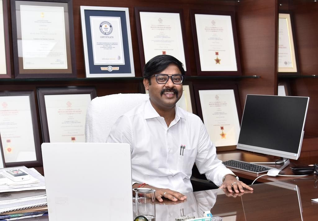 Meet Coimbatore's Youngest Commissioner, a Doctor-Turned-IAS
