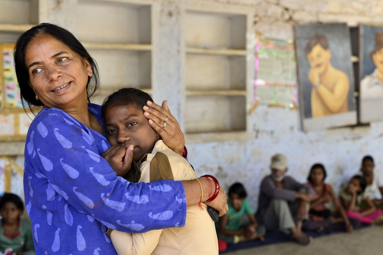 Sexagenarian Couple Provides Education to Rajasthan's