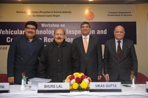 Bhure Lal standing second to the left. (Source: Facebook/SIAM India)