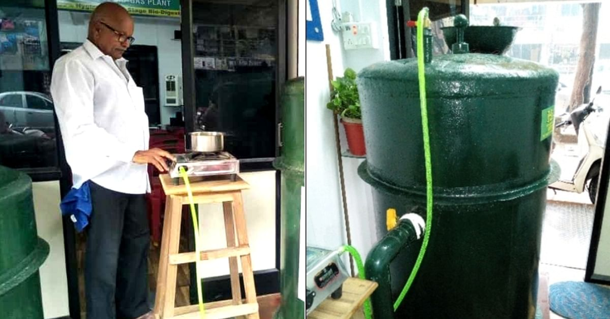Kerala Man Makes Portable Plant That Provides 2 Hrs of