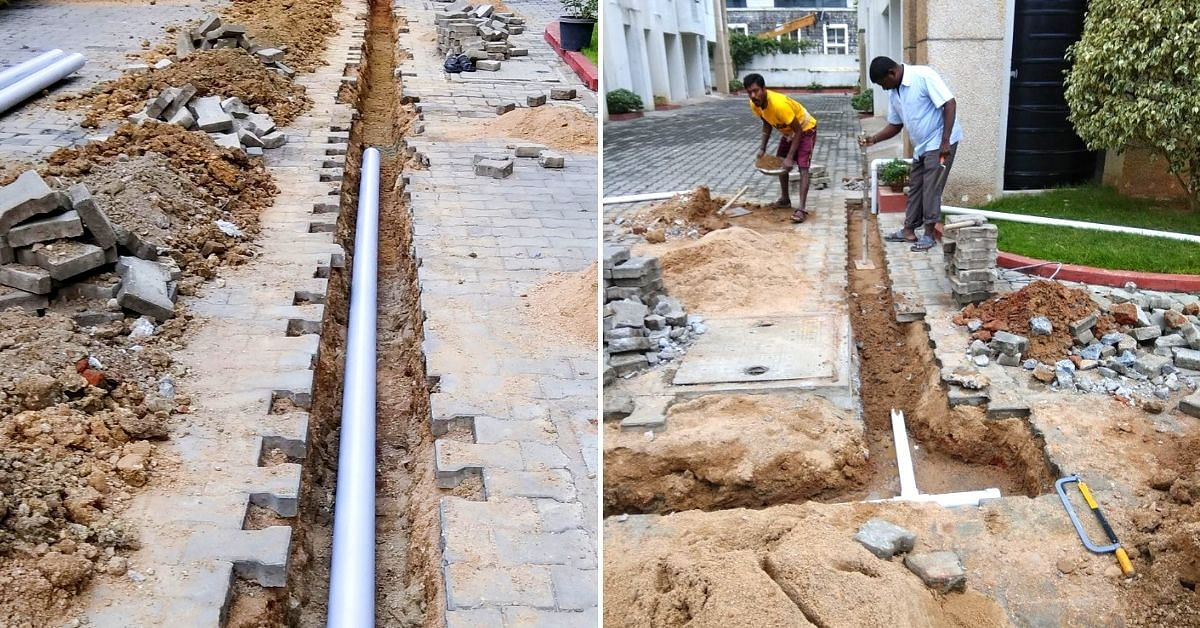 Chennai Residents Nail Rainwater Harvesting, Collect 1,00,000 Litres Over 3 Hours!