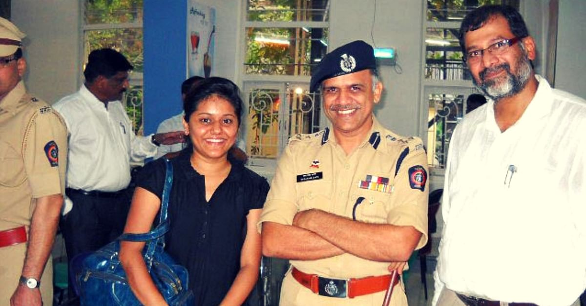 Meet IPS Officer Sadanand Date, the 26/11 Hero Behind Mumbai's Anti-Terror Cells