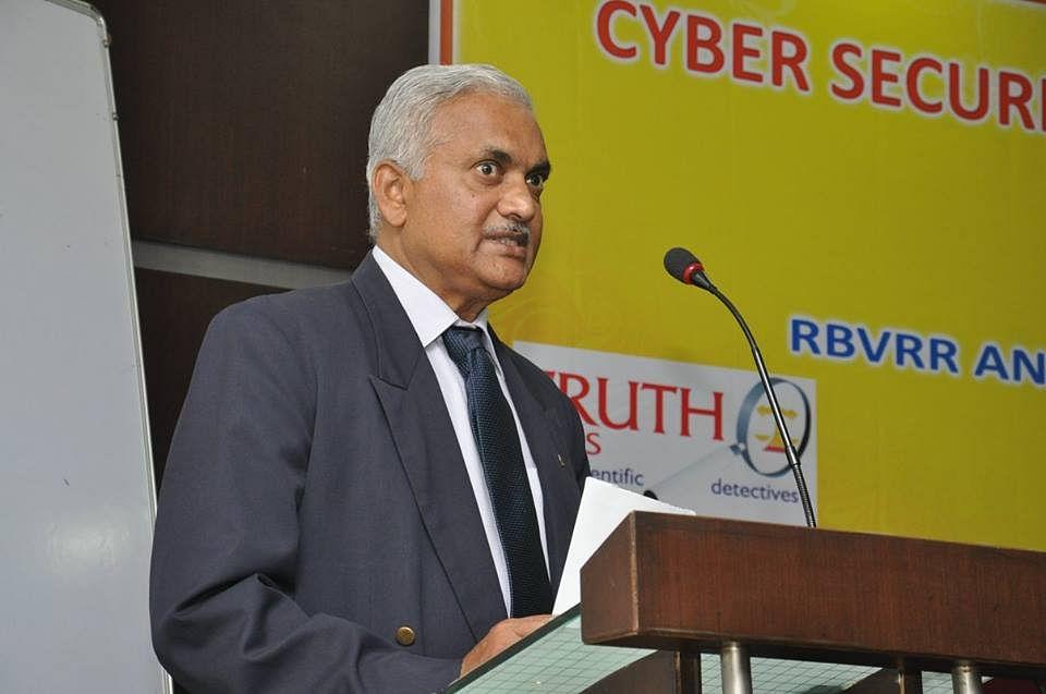 Dr KPC Gandhi