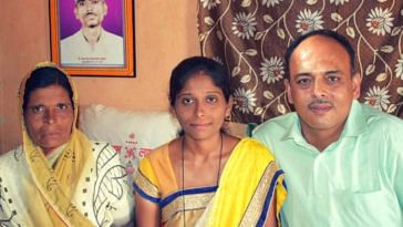 Exclusive_ 25 Years On, Army Man Meets 'Miracle' Baby He Saved During Latur Earthquake! (1)