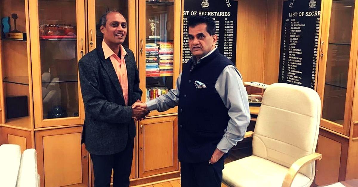 Exclusive: Award-Winning 'Paanwala' Studied Under Street Lights, Now Trains IAS & IPS Officers!