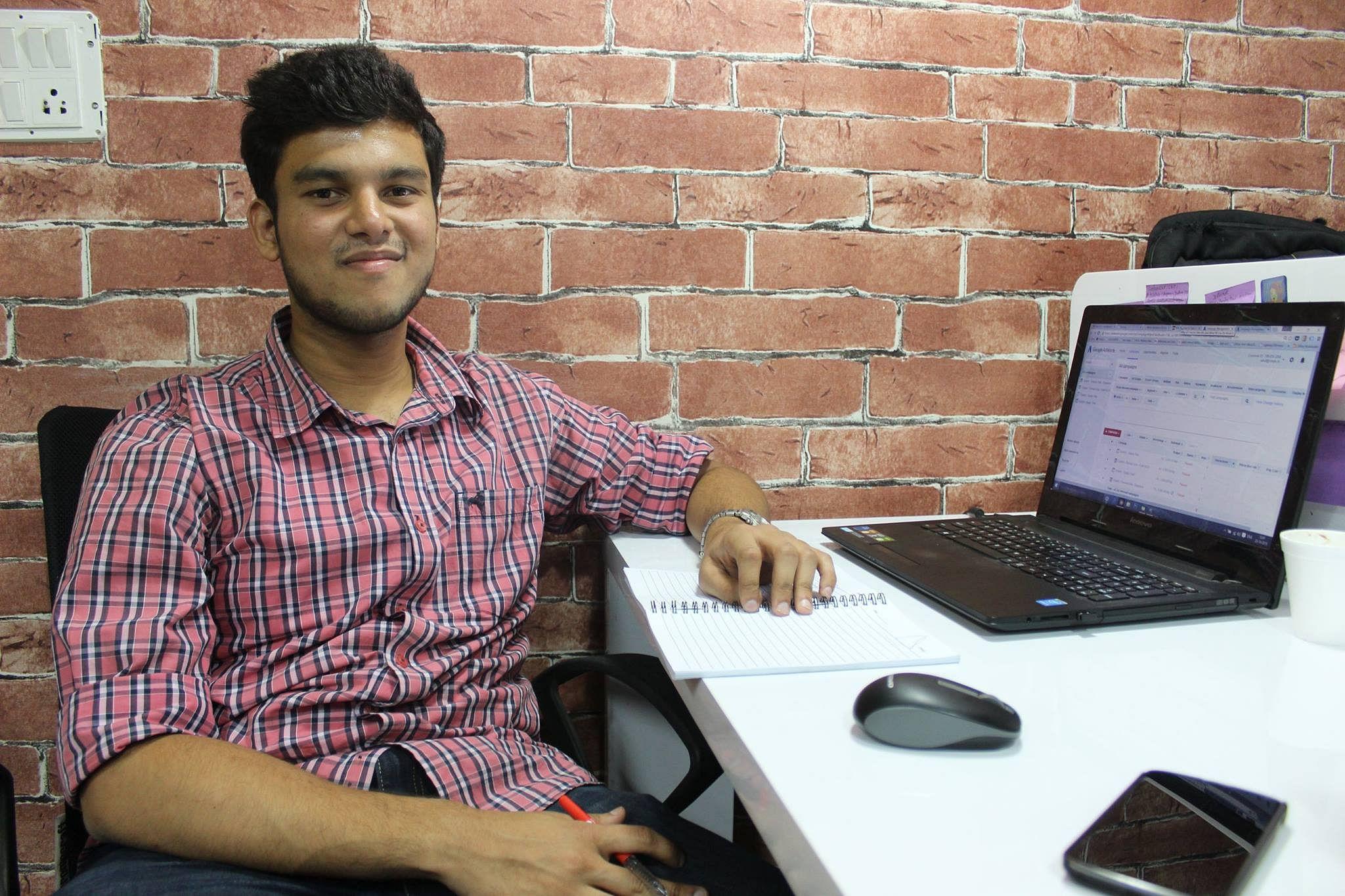 Rahul Adhikari, founder of Better Plus Education. (Source: Better Plus Education)