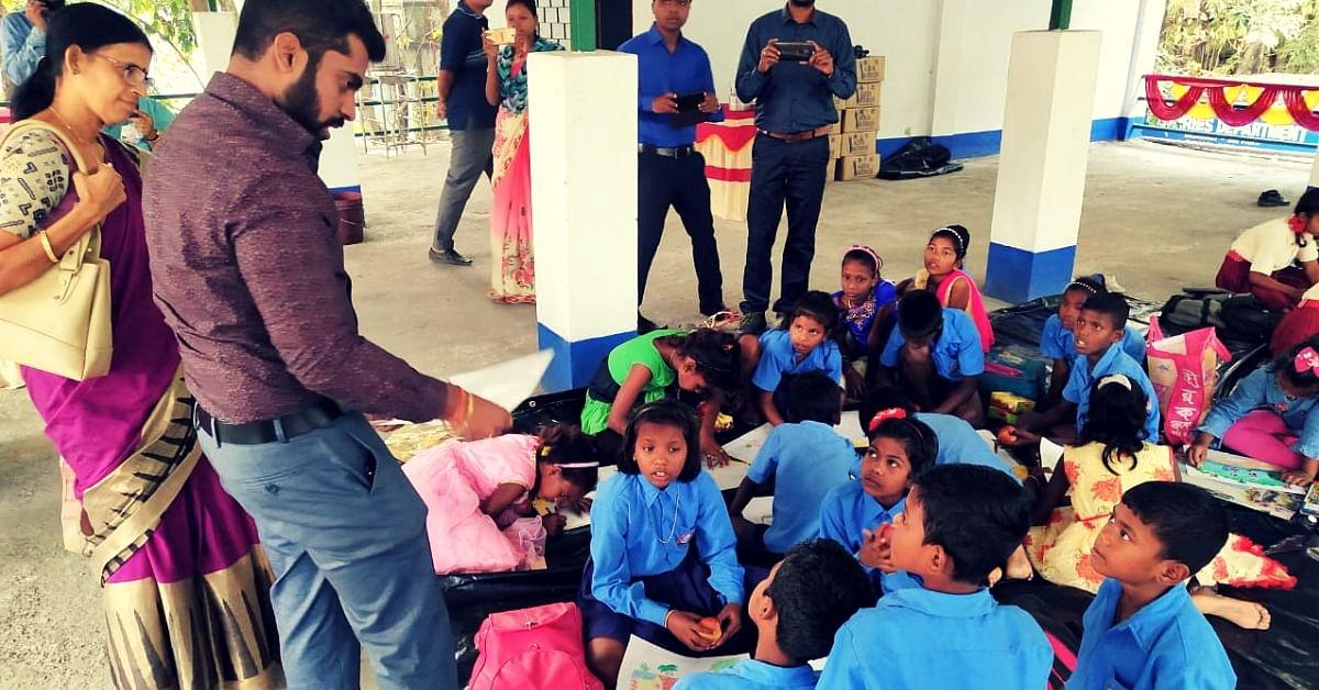IAS Officer's Zero-Cost Model Educates 20,000 Kids Battling Poverty, Trafficking