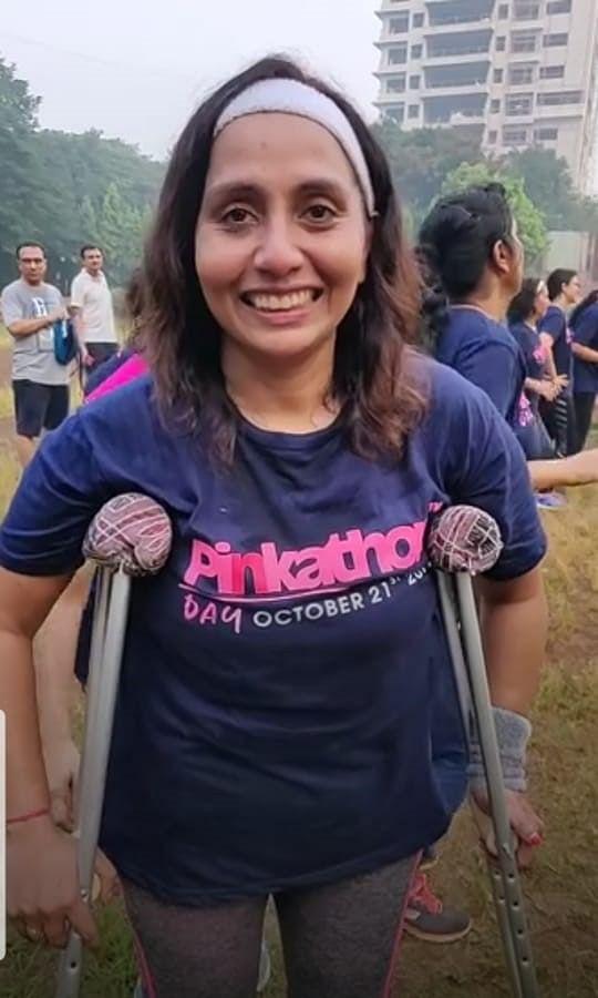 11,000 Women, More Than a Marathon : The Inspiring Stories of Two Pinkathon Heroes !