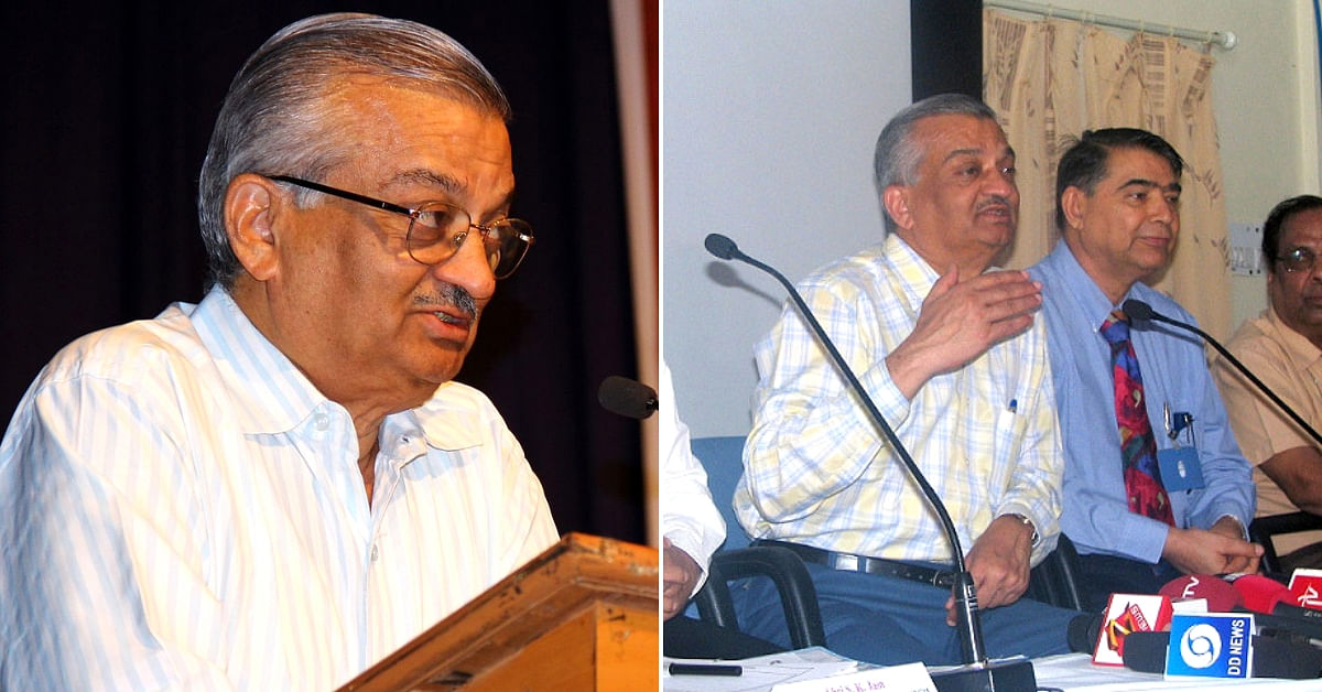 Dr Anil Kakodar (Source: Wikimedia Commons)