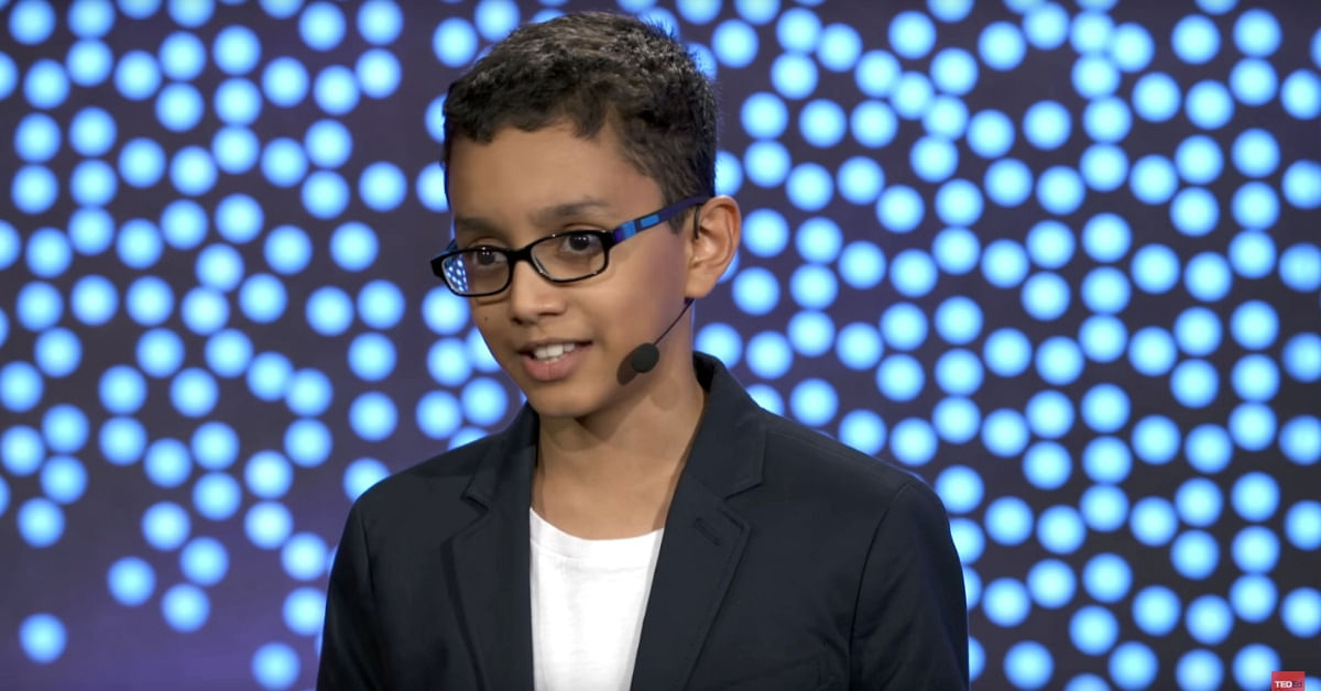 #ChildrenForThePlanet: 12-YO Pune Boy's Innovation Can Rid Our Oceans of Plastic
