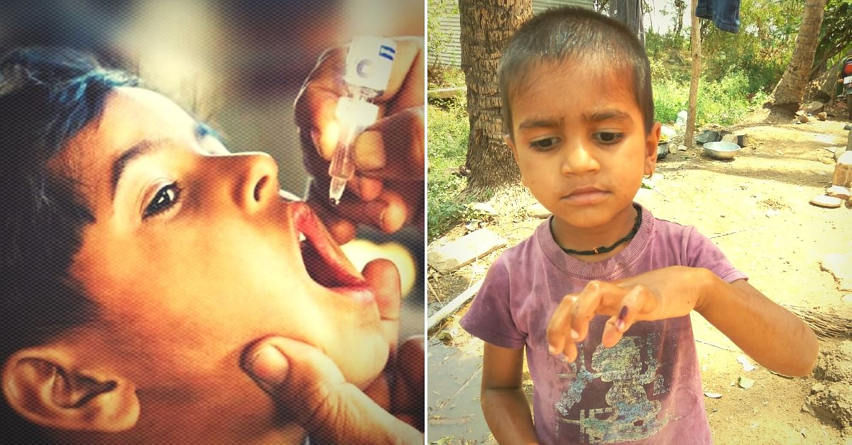 There Is a Reason For The Stunning Success Of India's Pulse Polio Programme — These People!