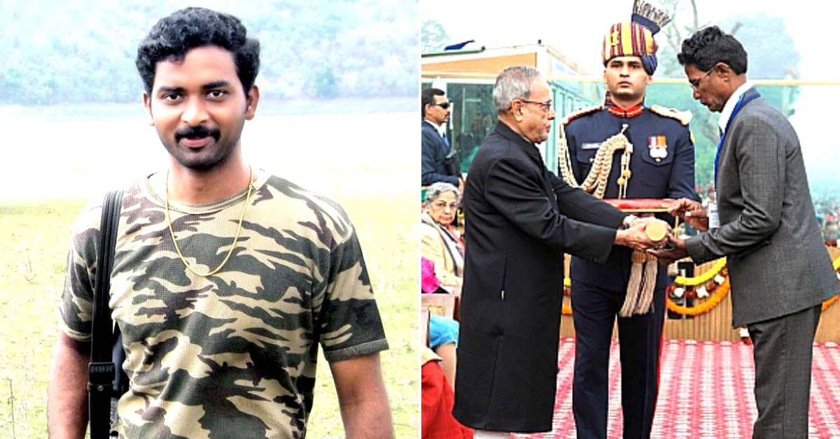 This Andhra Commando Singlehandedly Fought Off 200 Naxals to Save His Colleagues!