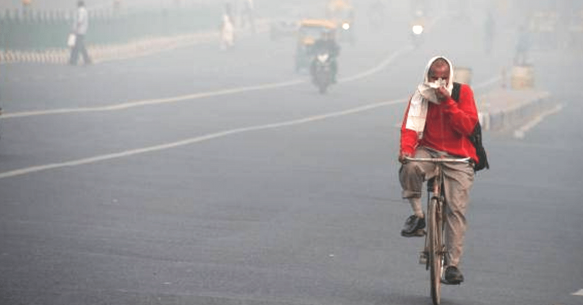 Not Just Firecrackers: How This Org is Fighting For Delhi's Right to Breathe