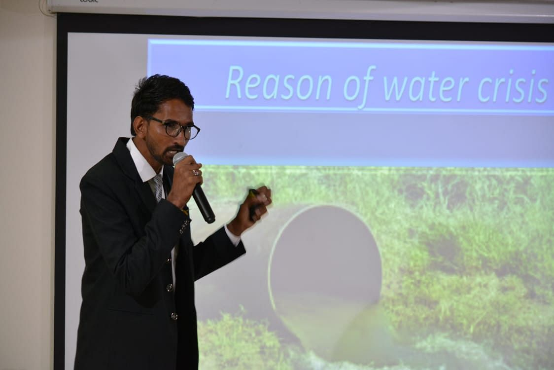 d54c60b3b9 Growing up in a remote village in Ratlam, Madhya Pradesh, Jitendra  Choudhary's first exposure to the gravity of water scarcity happened five  years ago.