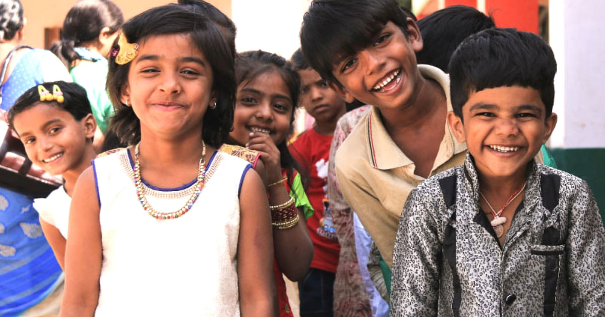 How over 5,000 K'Taka Govt School Kids Celebrated Children's Day Will Touch Your Heart!